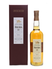 Brora 35 Year Old 13th Release