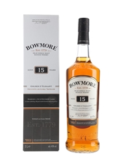Bowmore 15 Year Old Golden & Elegant 100cl / 43%