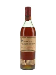 Marie Brizard & Roger 1858 Very Old Liqueur Brandy Bottled 1930s 70cl