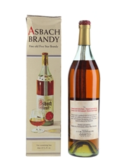 Asbach Uralt Brandy Bottled 1970s 70cl / 40%