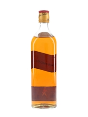 Johnnie Walker Red Label Bottled 1970s 75.7cl / 40%