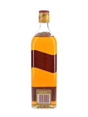 Johnnie Walker Red Label Bottled 1980s 75cl / 40%