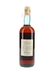 Pedro Domecq Fundador Brandy Bottled 1980s 100cl / 37.5%