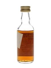 Longmorn Glenlivet 12 Year Old Bottled 1980s - Gordon & MacPhail 5cl / 40%