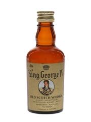 King George IV Bottled 1960s 5cl / 40%