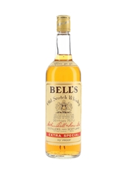 Bell's Extra Special Bottled 1980s 75.7cl / 40%