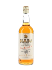Haig Fine Old Bottled 1980s 75cl / 40%