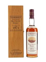 Glenmorangie 1971 150th Anniversary 70cl / 43%