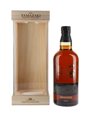 Yamazaki 18 Year Old Limited Edition 70cl / 43%