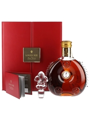 Remy Martin Louis XIII Baccarat Crystal Decanter - Bottled 2014 70cl / 40%