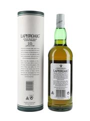 Laphroaig 10 Year Old Bottled 2000s 100cl / 43%