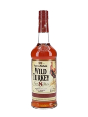 Wild Turkey 8 Year Old 101 Proof  100cl / 50.5%