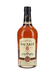 Bacardi 8 Year Old  100cl / 40%