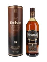 Glenfiddich 18 Year Old Old Presentation 75cl / 43%