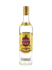 Havana Club 3 Year Old Anejo  70cl / 40%