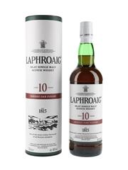 Laphroaig 10 Year Old Sherry Oak Finish  70cl / 48%