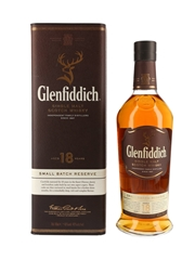 Glenfiddich 18 Year Old Small Batch Reserve 70cl / 40%