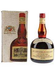 Grand Marnier Cordon Rouge Bottled 1960s-1970s 100cl / 40%