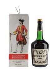 Hennessy VSOP Reserve Bottled 1960s-1970s 94.6cl / 40%
