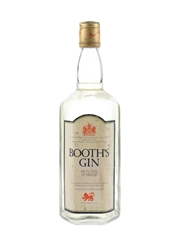Booth's Gin