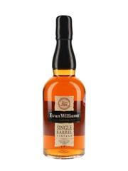Evan Williams Single Barrel Vintage 2004 Bottled 2014 70cl / 43.3%