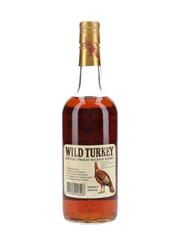 Wild Turkey 8 Year Old 101 Proof Bottled 1980s 75cl / 50.5%