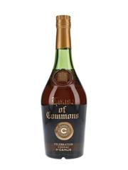 Camus Celebration Cognac Bottled 1970s-1980s - House Of Commons 68.5cl / 40%