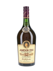 Jameson 1780 12 Year Old Bottled 1980s 100cl / 43%