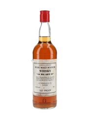 Macallan Glenlivet As We Get It Bottled 1990s - J G Thomson & Co. 70cl / 58.4%