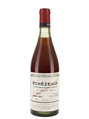 Echezeaux Grand Cru 1970