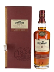 Glenlivet Archive 21 Year Old Batch Number 40174 75cl / 43%