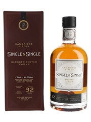 Cambridge Circus 32 Year Old Single & Single - Bottle No. 012 70cl / 47.3%
