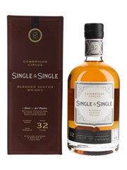 Cambridge Circus 32 Year Old Single & Single - Bottle No. 008 70cl / 47.3%