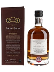 Cambridge Circus 32 Year Old Single & Single - Bottle No. 011 70cl / 47.3%