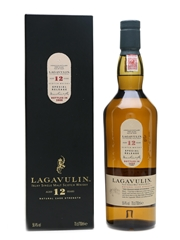 Lagavulin 12 Year Old Natural Cask Strength Special Releases 2008 70cl / 56.4%