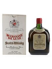 Buchanan's De Luxe Spring Cap