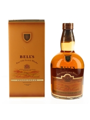Bell's 12 Year Old Connoisseur Bottled 1980s 75cl / 40%