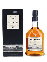 Dalmore 12 Year Old Bottled 1990s-2000s 70cl / 40%