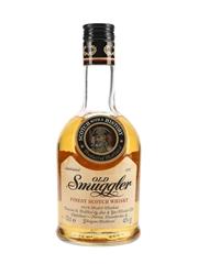 Old Smuggler Bottled 1980s - Belgium 70cl / 40%