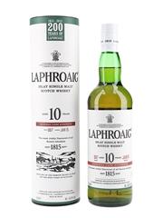 Laphroaig 10 Year Old Original Cask Strength Bottled 2015 - Batch 007 70cl / 56.3%