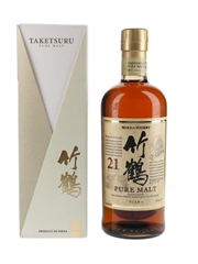 Taketsuru Pure Malt 21 Year Old Nikka Whisky Distilling 70cl / 43%