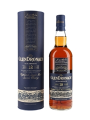 Glendronach 18 Year Old Allardice Bottled 2018 70cl / 46%