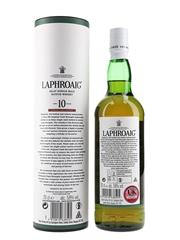 Laphroaig 10 Year Old Cask Strength Bottled 2018 - Batch 010 70cl / 58%
