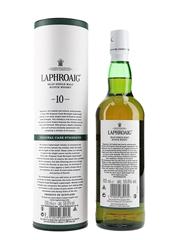 Laphroaig 10 Year Old Cask Strength Bottled 2019 - Batch 011 70cl / 58.6%