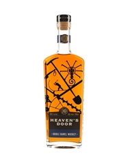 Heaven's Door Double Barrel Whiskey Bottled 2019 70cl / 50%