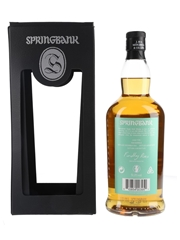 Springbank 2003 15 Year Old Rum Wood Bottled 2019 70cl / 51%
