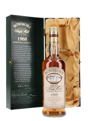 Bowmore 1968 32 Year Old 50th Anniversary Of The Stanley P Morrison Company 70cl / 45.5%
