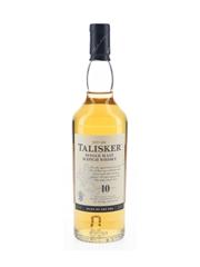Talisker 10 Year Old  20cl / 45.8%