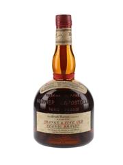 Grand Marnier Cordon Rouge Bottled 1970s 66cl / 38.2%