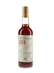 Glenallachie 1974 The Whisky Exchange Whisky Show 2011 70cl / 49.4%